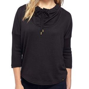 NWT Gloria Vanderbilt 3/4 Sleeve Bridget Top XL